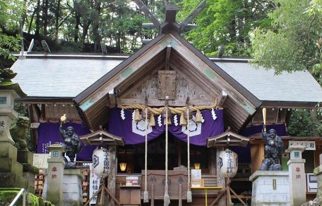 中之嶽神社の大國神社