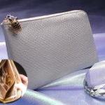 白蛇財布で金運アップ 蛇の抜け殻を付けて191万円現金が手に入った