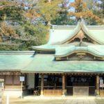 一言主神社(茨城県常総市)の金運祈願で宝くじ102万円が当たった
