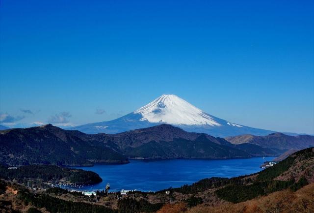 女子旅行で箱根に行く