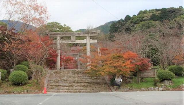 宝満宮竈門神社再会の木に良縁祈願