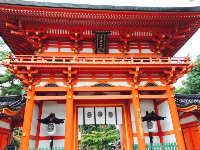 今宮神社で縁結び