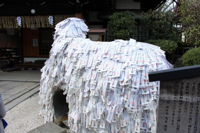 京都の縁切り神社できっぱり未練を断った