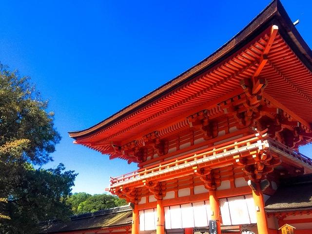 下鴨神社にお詣り
