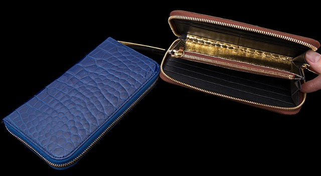 池田工芸のクロコダイル財布の金運効果