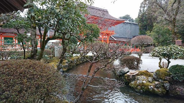 上賀茂神社(賀茂別雷神社)に初めてお詣り