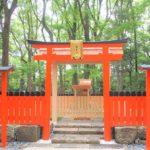 下鴨神社のラグビーの聖地さわた社は京都のパワースポットでした