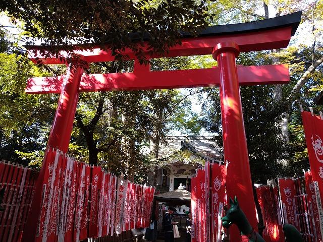 豊川稲荷東京別院奥の院