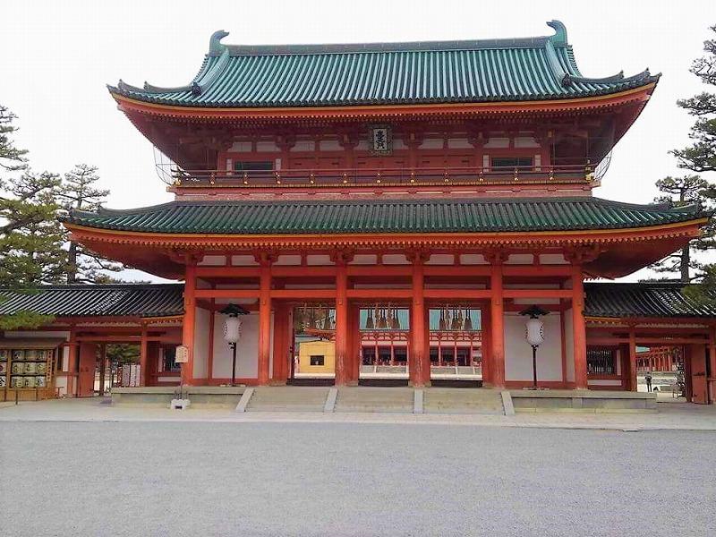 平安神宮からのタクシー料金