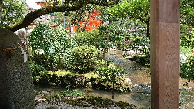 上賀茂神社からのタクシー料金