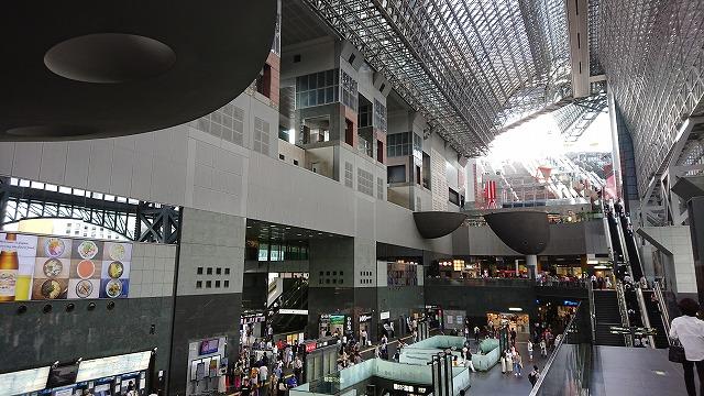 京都駅からのタクシー料金と所要時間